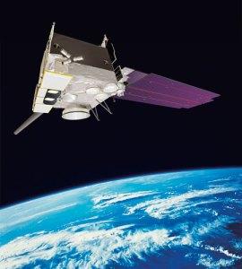 GOES 15 satelliet